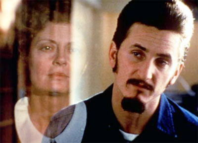 Sean Penn in a scene from Dead Man Walking