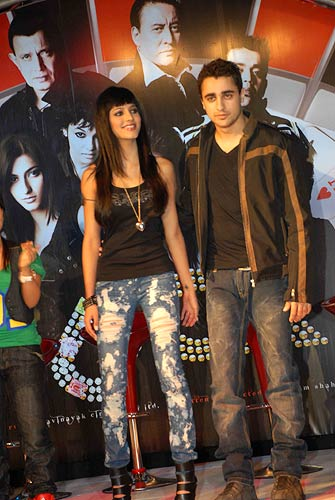 Shruti Haasan and Imran Khan