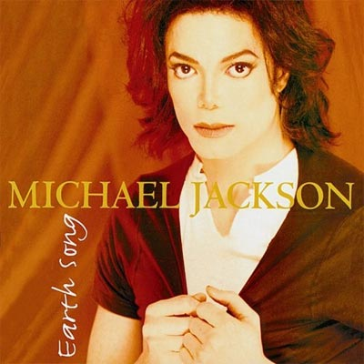 An album cover of Earth Song