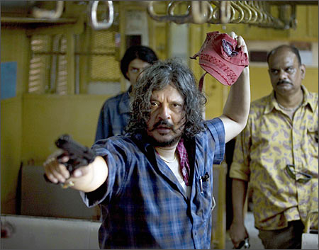 Amole Gupte in Kaminey