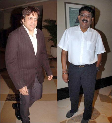 Govinda and Priyadarshan