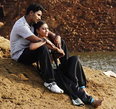 A scene from Kabaddi