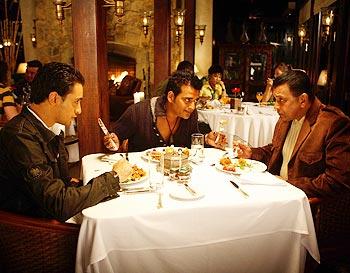 Imran Khan, Ravi Kissen, Mithun Chakraboty in Luck