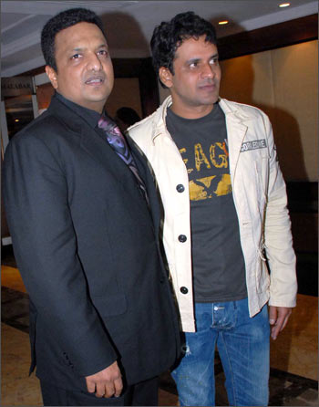 Sanjay Gupta and Manoj Bajpai