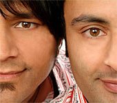 Tarun Mohanbhai and Rajeev Varma