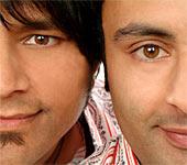 Tarun Mohanbhai and Rajeev Varma