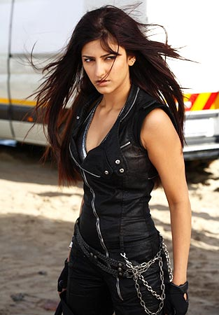 Shruti Hassan in the scene from Luck