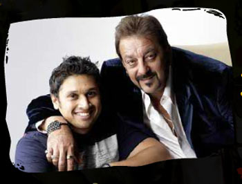Soham Shah and Sanjay Dutt