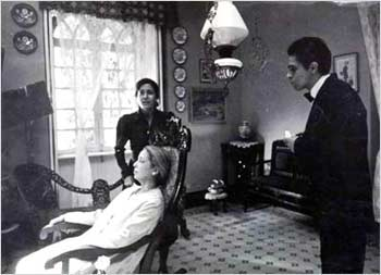 A scene from Trikaal