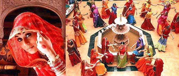 Scenes from <I>Paheli</I>