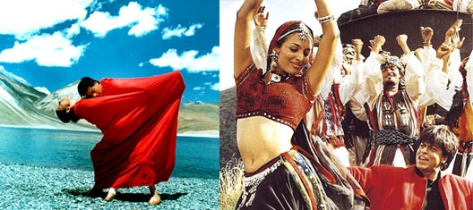 Scenes from <I>Dil Se</I>