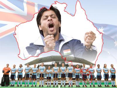A scene from <I>Chak De! India</i>