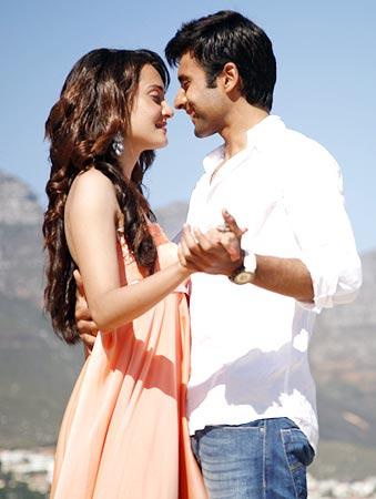 A scene from Kal Kisne Dekha