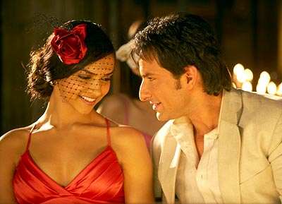 A scene from Love Aaj Kal