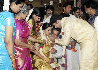 Tamil Actor Jayam Ravi Weds