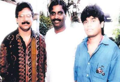 Mani Ratnam, lyricist Vairamuthu, A R Rahman