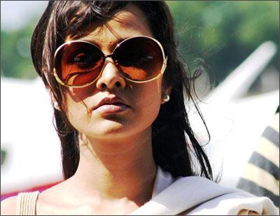 Priyanka Kohtari in a scene from Agyaat