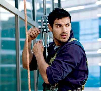 John Abraham from New York