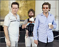 A scene from Hangover