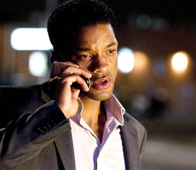 Will Smith in a scene from Seven Pounds