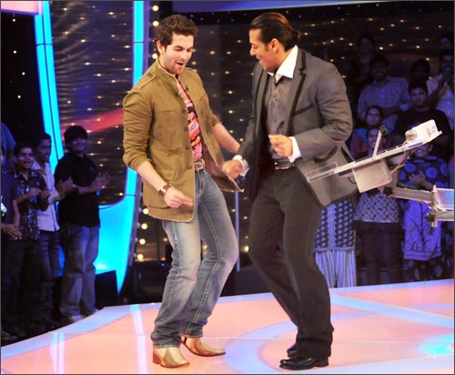 Salman and Neil