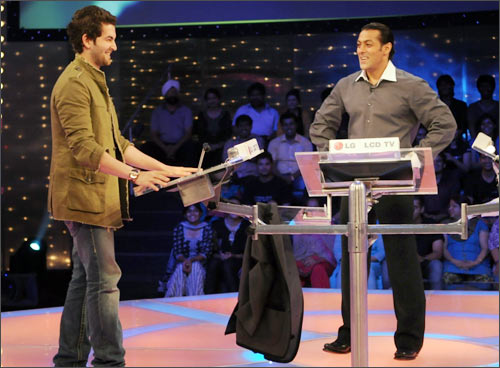 Neil and Salman
