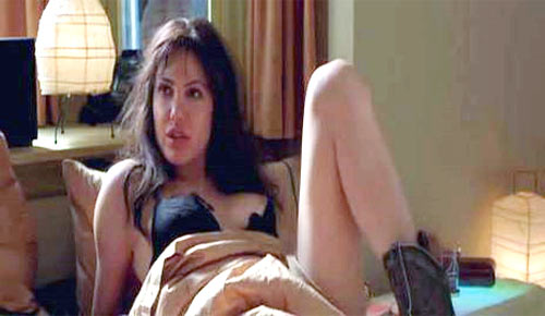 and sexy! Some pictures (pics) here. I love Angelina Jolie Nude Scenes