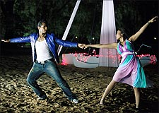A scene from Let's Dance