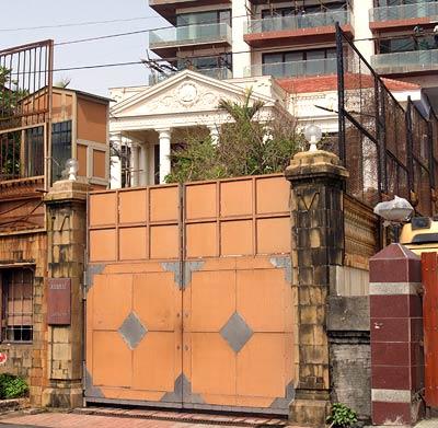 SRK's home Mannat