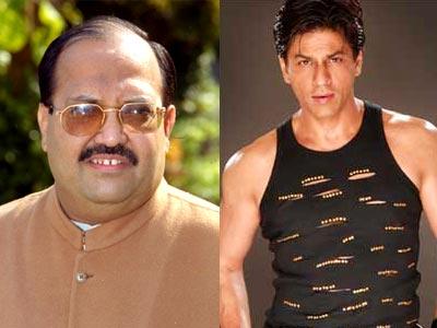 Amar Singh and SRK