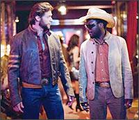 A scene from X-Men Origins: Wolverine