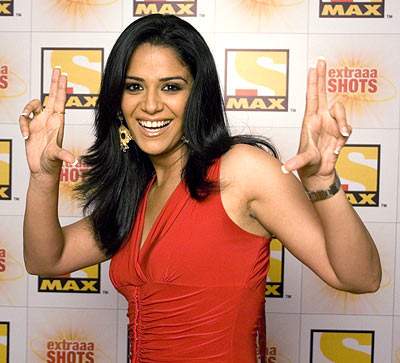 Many of these people end up bleeding on the show :  Mona Singh ,