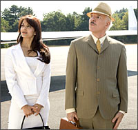 A scene from Pink Panther 2