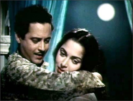 A scene from Chaudvi Ka Chand