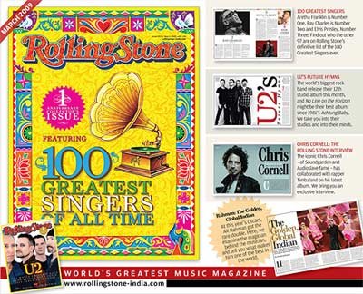 The Top 100 Greatest Singers of All Time