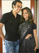 Sanjaya and Shyamali