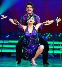 Anand Raj Anand and Rosita Rajput
