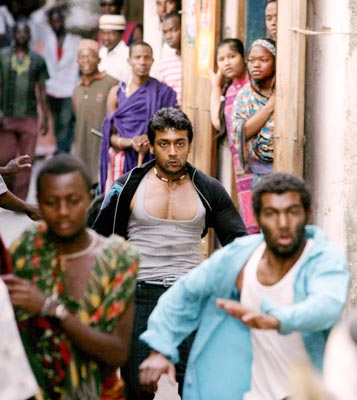 A scene from Ayan