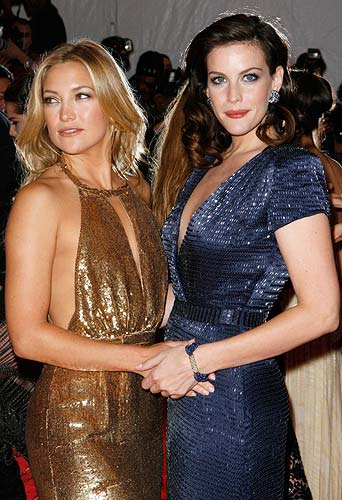 Kate Hudson and Liv Tyler