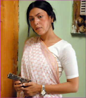 Shilpa in a scene from Rajuben