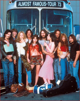 A scene from Almost Famous
