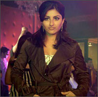 Soha Ali Khan in a scene from 99