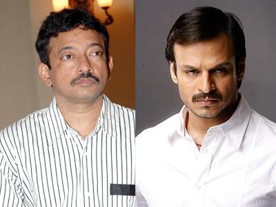 Ram Gopal Varma and Vivek Oberoi