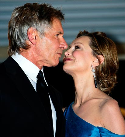 Harrison Ford To Marry Calista Flockhart Rediff Com Movies
