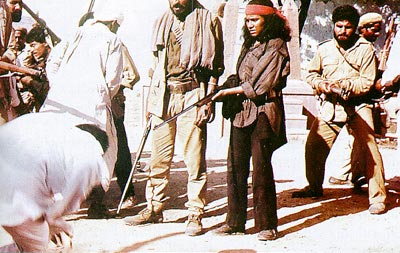 A scene from Bandit Queen