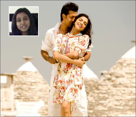 A still from Bachna Ae Haseeno