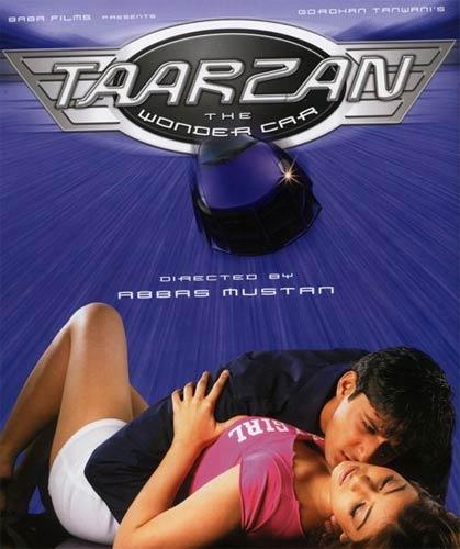 A poster of Taarzan