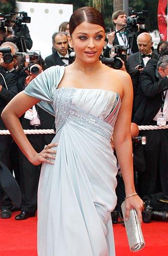 Aishwarya Rai Bachchan in Cannes, 2009