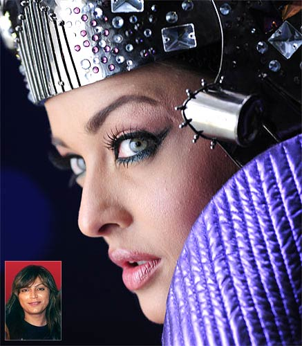 Aishwarya Rai Bachchan in Enthiran