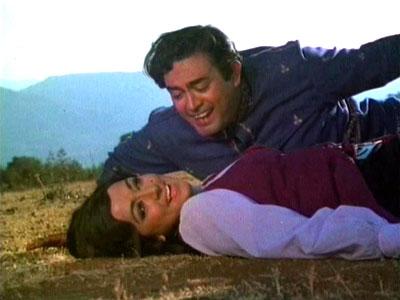 A scene from <I>Seeta Aur Geeta</I>